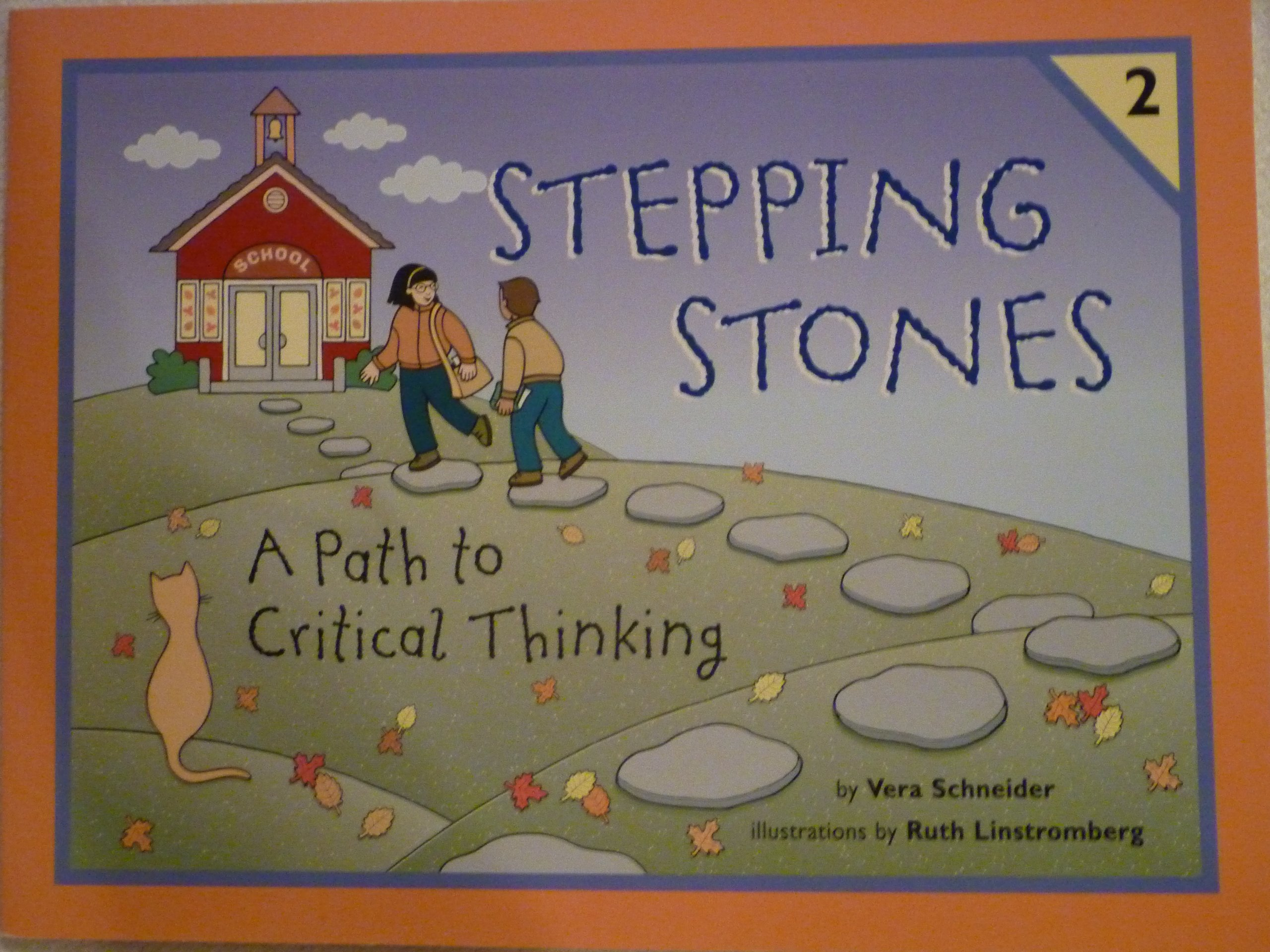 Download Stepping Stones 2, A Path to Critical Thinking pdf epub