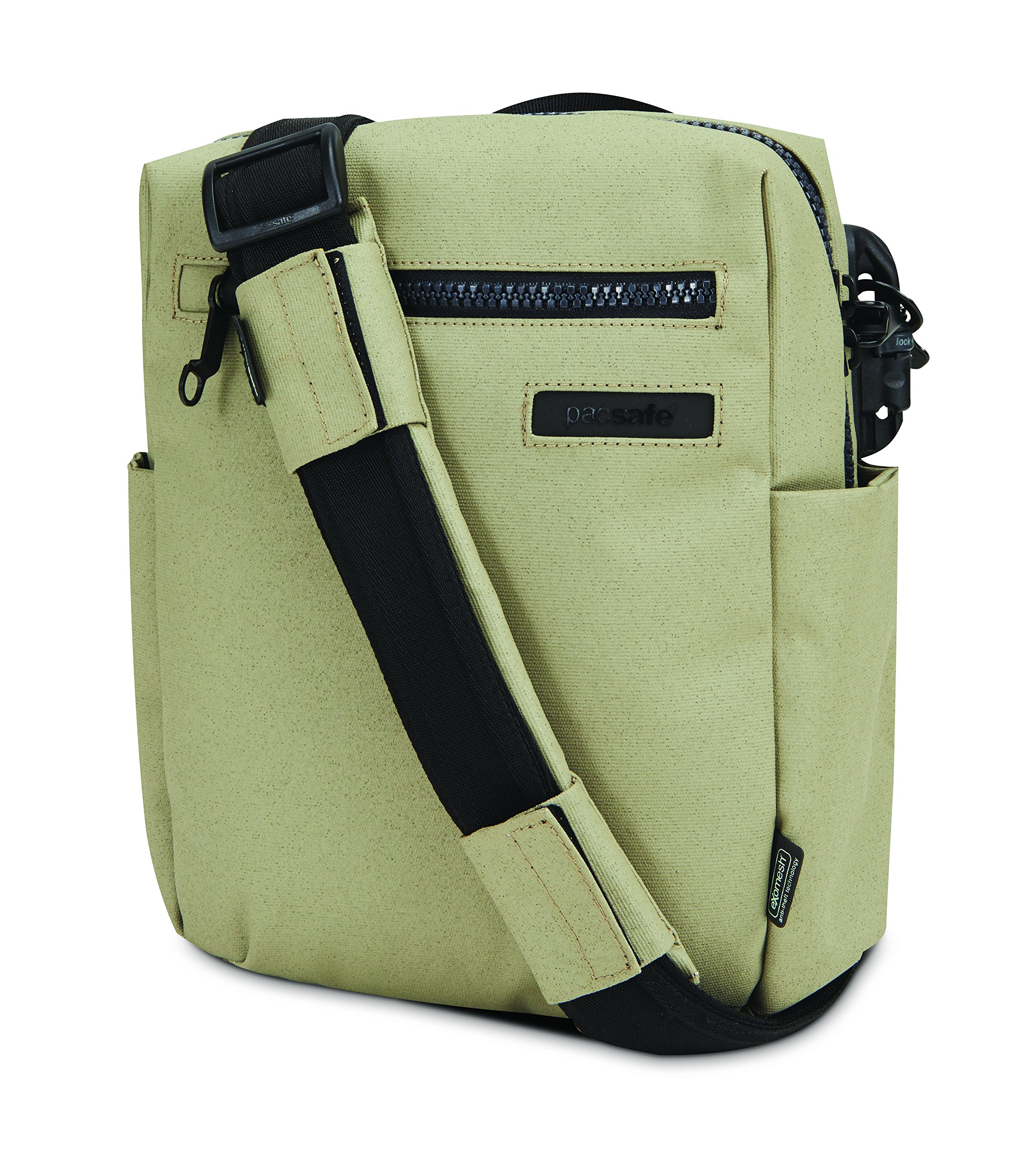 Pacsafe Intasafe Z200 Anti-Theft Compact Travel Bag, Slate Green by Pacsafe