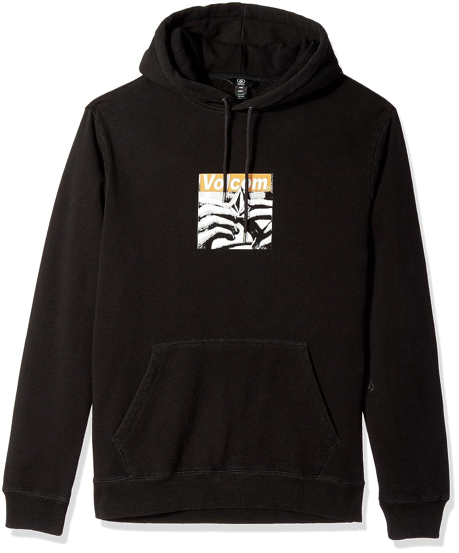 1e66cdc51 Amazon.com: Volcom Men's Reload Pullover Hooded Fleece: Clothing