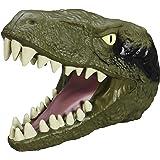 Jurassic World B1510 - Testa di Dinosaur, Verde Scuro