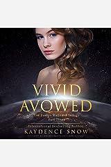 Vivid Avowed: The Evelyn Maynard Trilogy, Book 3 Audible Audiobook