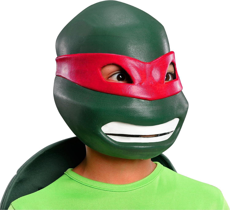 Amazon Com Teenage Mutant Ninja Turtles Raphael 3 4 Mask Toys
