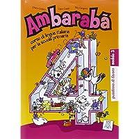Ambaraba: Quaderno Di Lavoro 4 (Modulo 3)