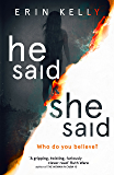 He Said/She Said: the gripping Sunday Times bestseller with a shocking twist (English Edition)