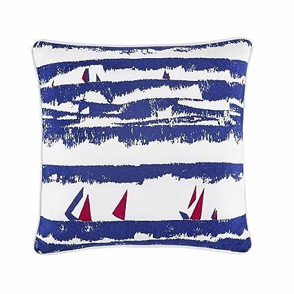 Amazon Tommy Hilfiger American Regatta Decorative Pillow 40 By Classy Tommy Hilfiger Decorative Pillows