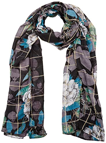 Desigual Foulard_rectangle Troy, Sciarpa Donna