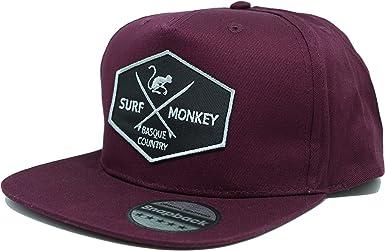 Gorra Full Patch Snapback - Surf Monkey - Gorra de béisbol para ...