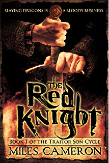 The Scarlet Traitor (The Scarlet Cycle Book 2)