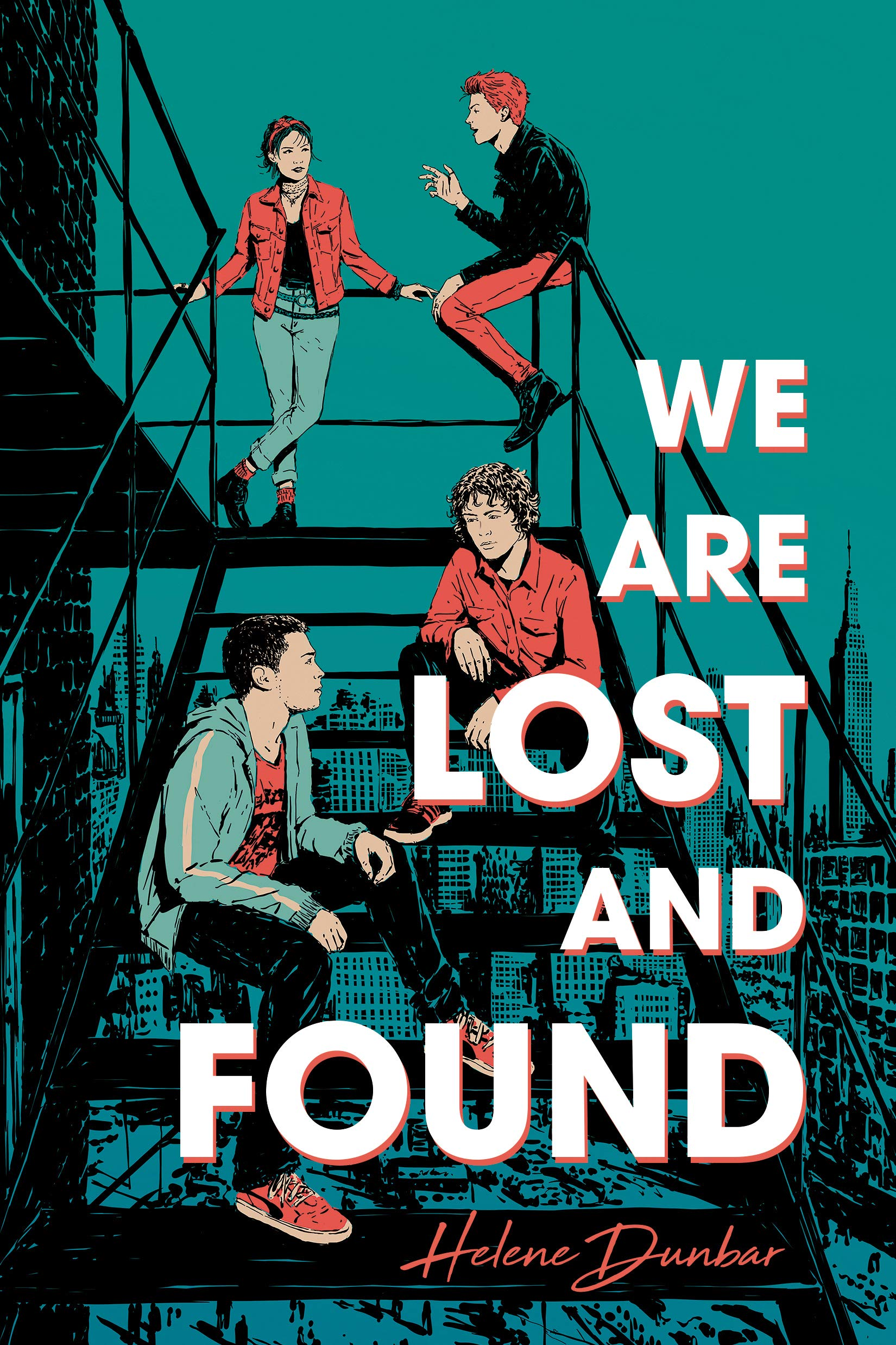 Amazon.com: We Are Lost and Found (9781492681045): Dunbar, Helene: Books