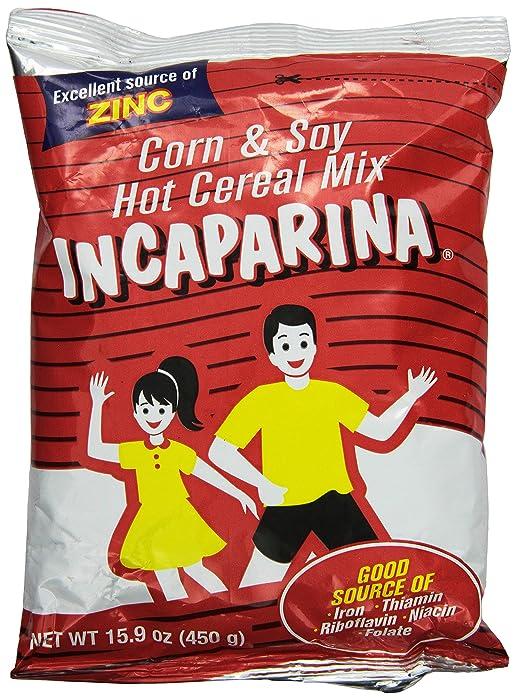 Incaparina Hot Cereal, 16 Ounce