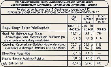 Gentilini , Osvego, Biscotti al Malto e Miele , 500 g Amazon.it  Alimentari e cura della casa
