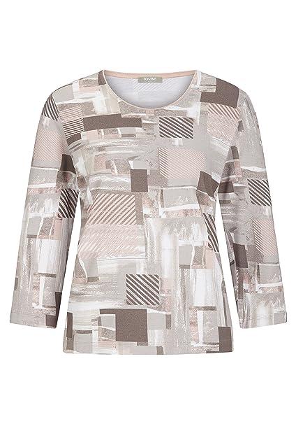 Rabe - Camisa deportiva - para mujer polvos de talco 38: Amazon.es: Ropa y accesorios