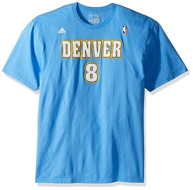 13503d778 adidas Denver Nuggets NBA Danilo Gallinari Nombre y número Camiseta ...