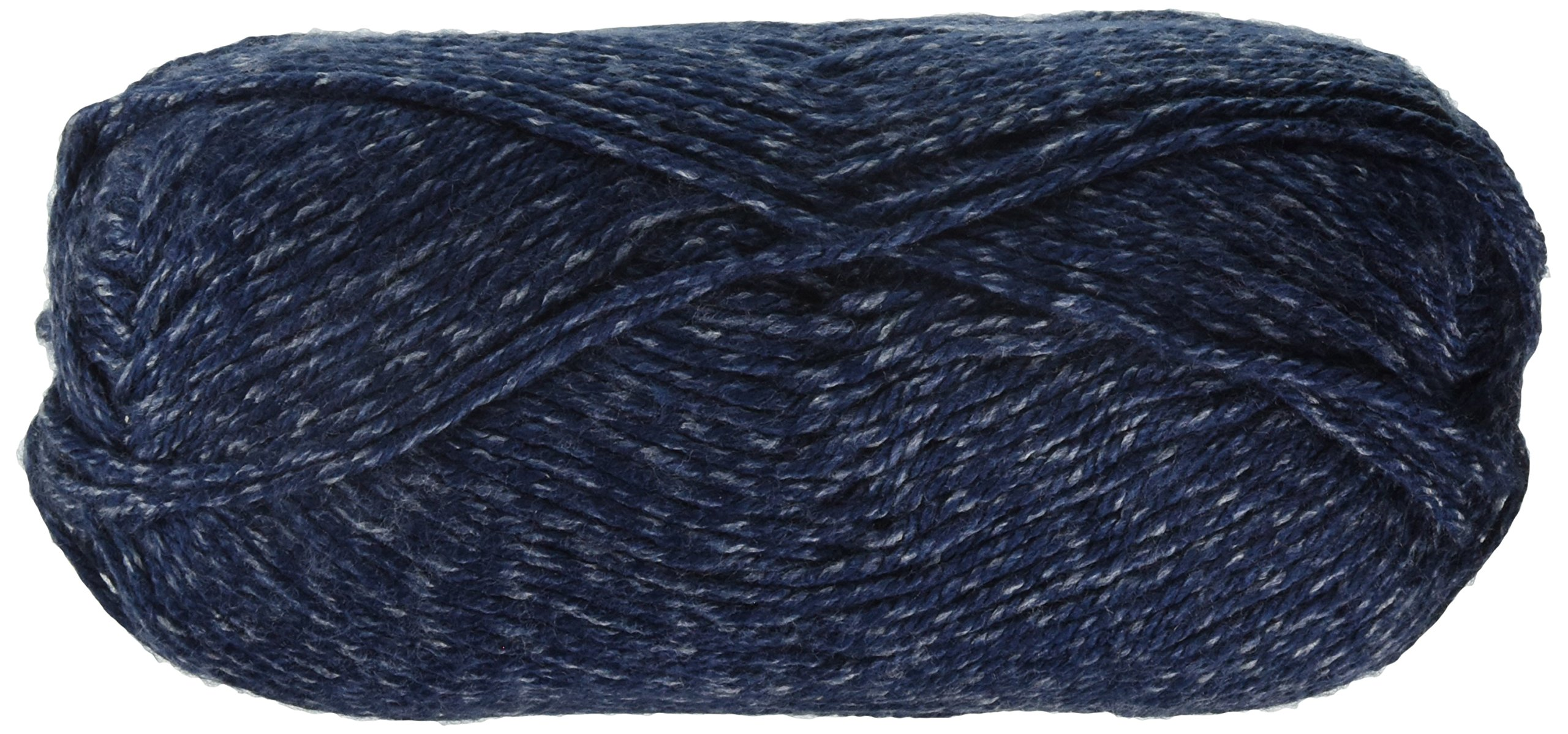 Premier Yarns 110-06 Everyday Soft Worsted Heather Yarn-Deep Sea by Premier Yarns (Image #2)