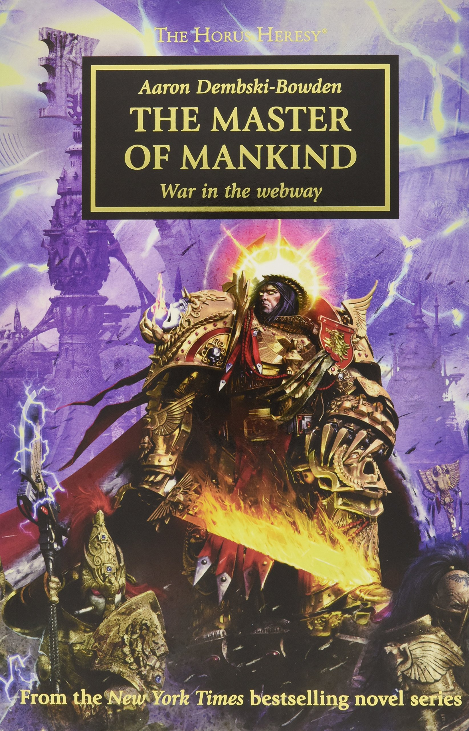 Download The Master of Mankind (The Horus Heresy) PDF