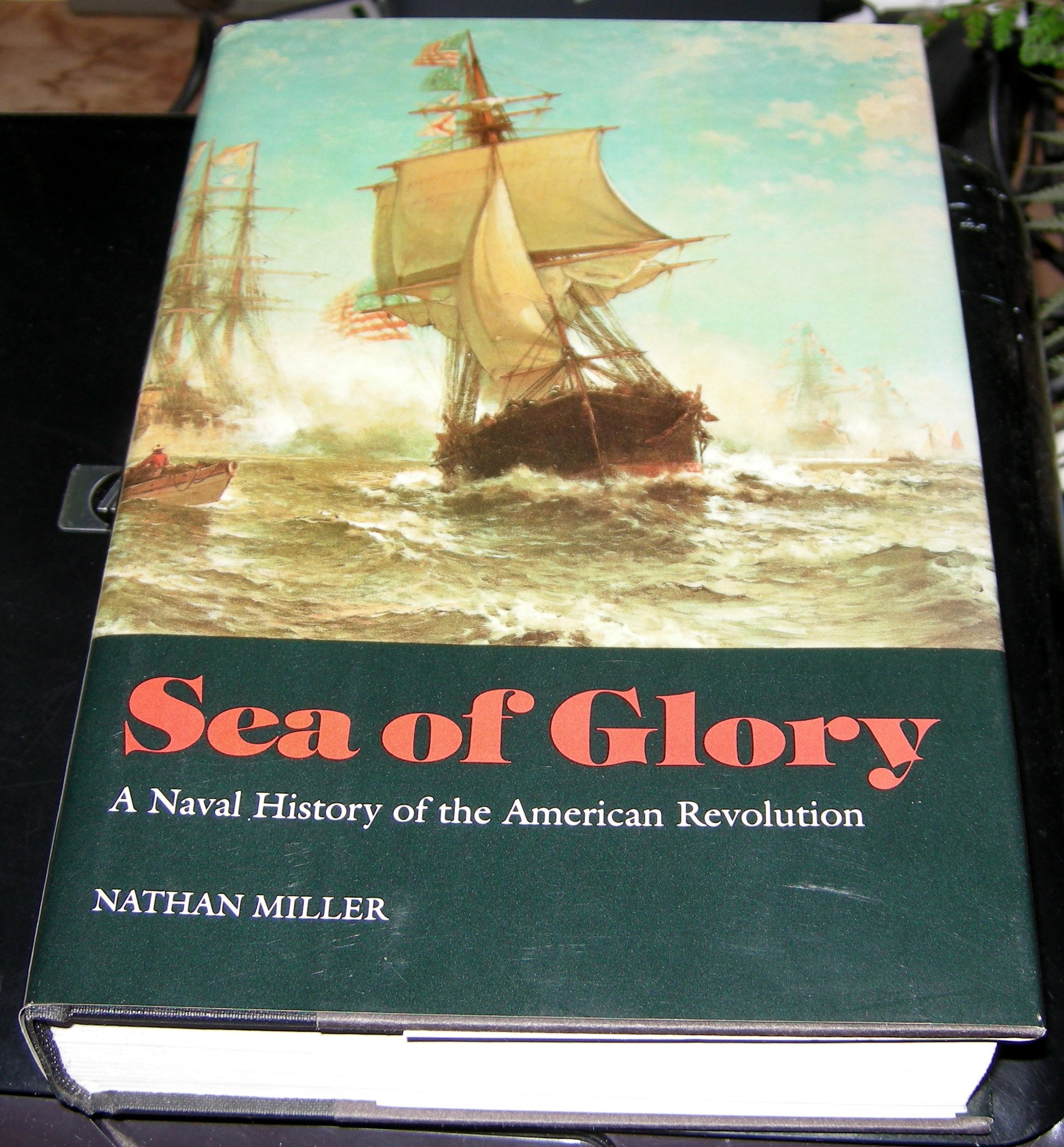 Download Sea of Glory: A Naval History of the American Revolution ebook