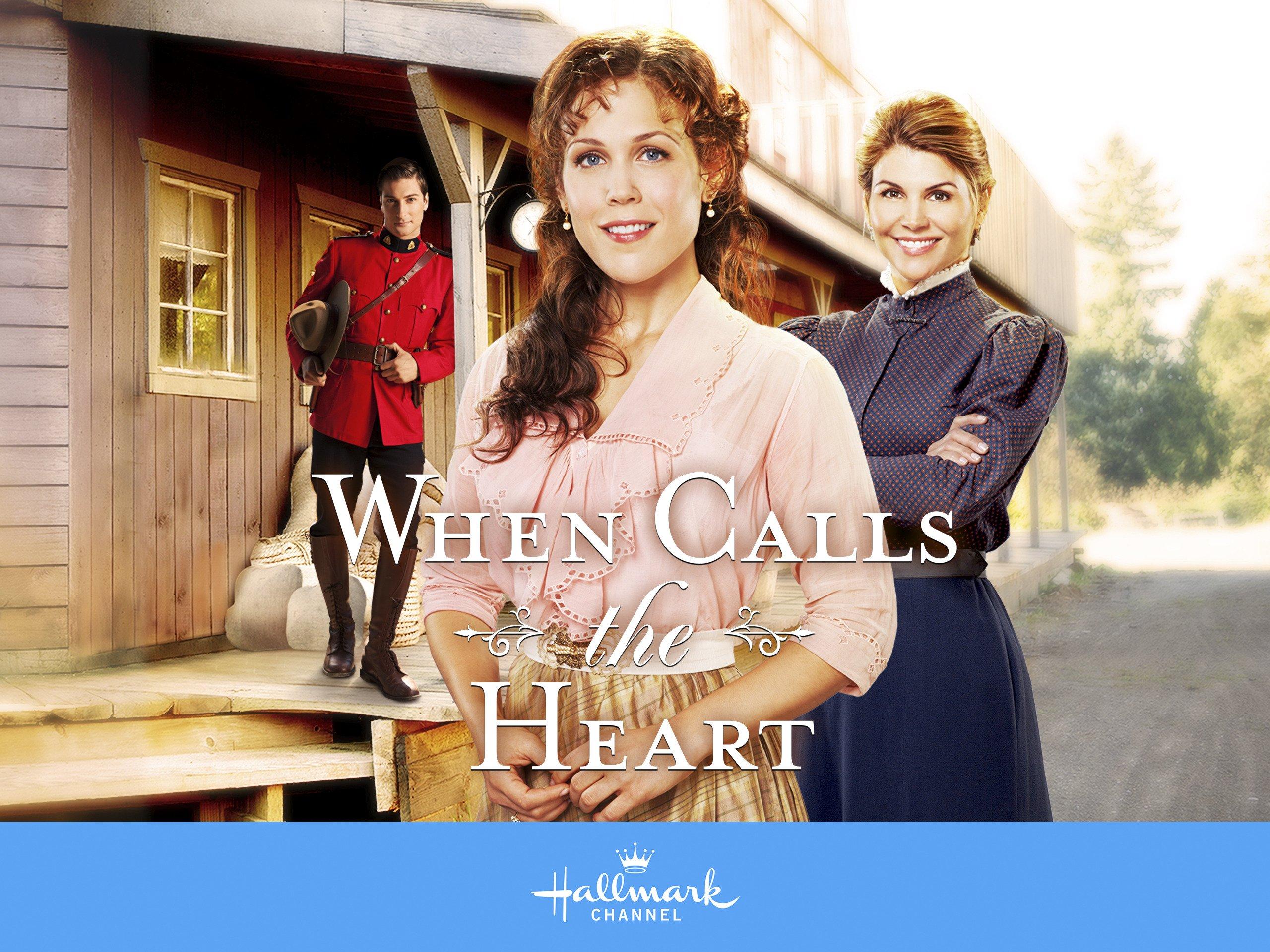 Amazon.com: When Calls The Heart Season 1: Erin Krakow, Lori Loughlin,  Martin Cummins, Neil Fearnley, Jon Nappa, Michael Landon Jr, Brian Bird,  Brad Krevoy, ...