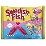 Swedish Fish Fat Free Soft Candy Valentine's Day Pack, 13.2oz