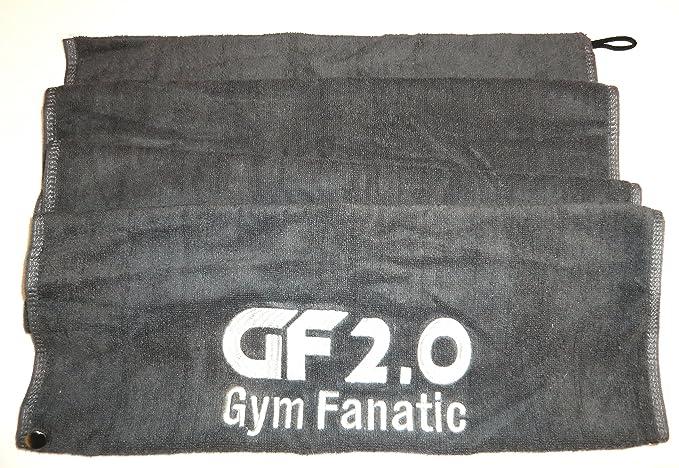 Gf20 Multifunktions Fitness Handtuch Fürs Sport Studio 110 Cm X 50