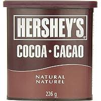 HERSHEY'S Baking Chocolate, Unsweetened Cocoa, 226 Gram