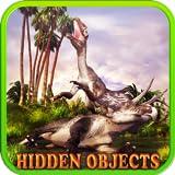 Hidden Objects Dinosaur Island offers