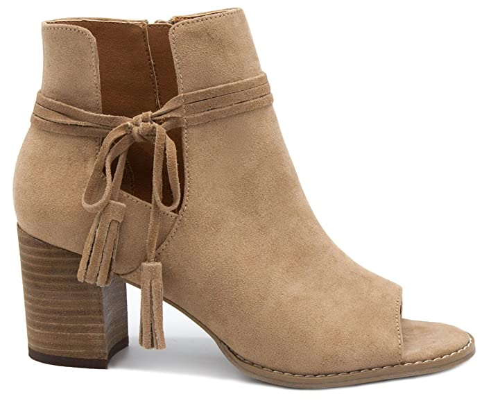 Mari A. Alanna Women's High ... Heel Ankle Boots