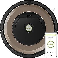 iRobot Roomba 895 Robot Vacuum Cleaner, Bronze