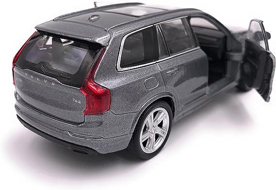 H Customs Volvo Xc 90 Modellauto Auto Lizenzprodukt 1 34 1 39 Silber Auto