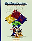 WALT DISNEY WORLD SOUVENIR BOOK