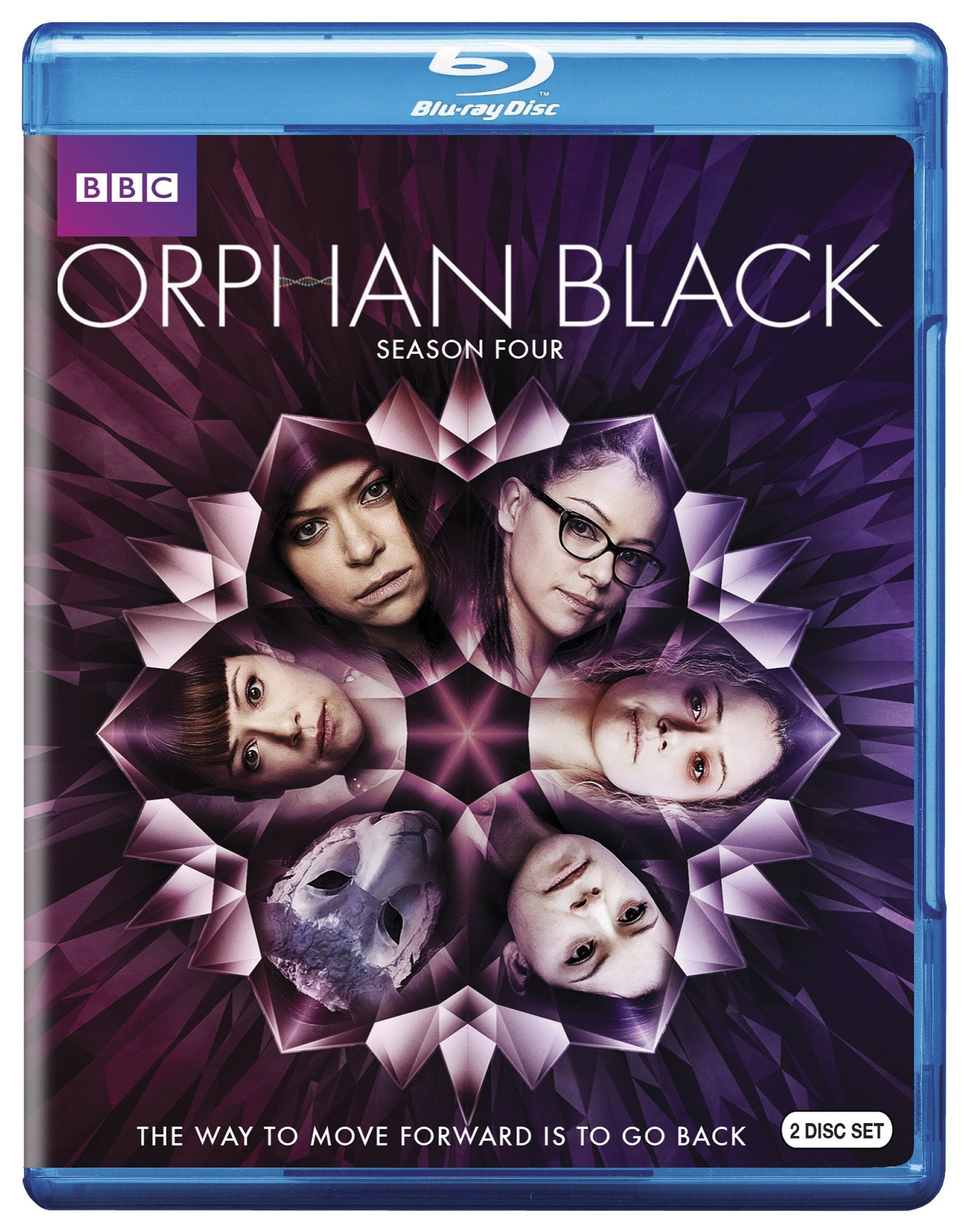 Blu-ray : Orphan Black: Season 4 (2 Disc)
