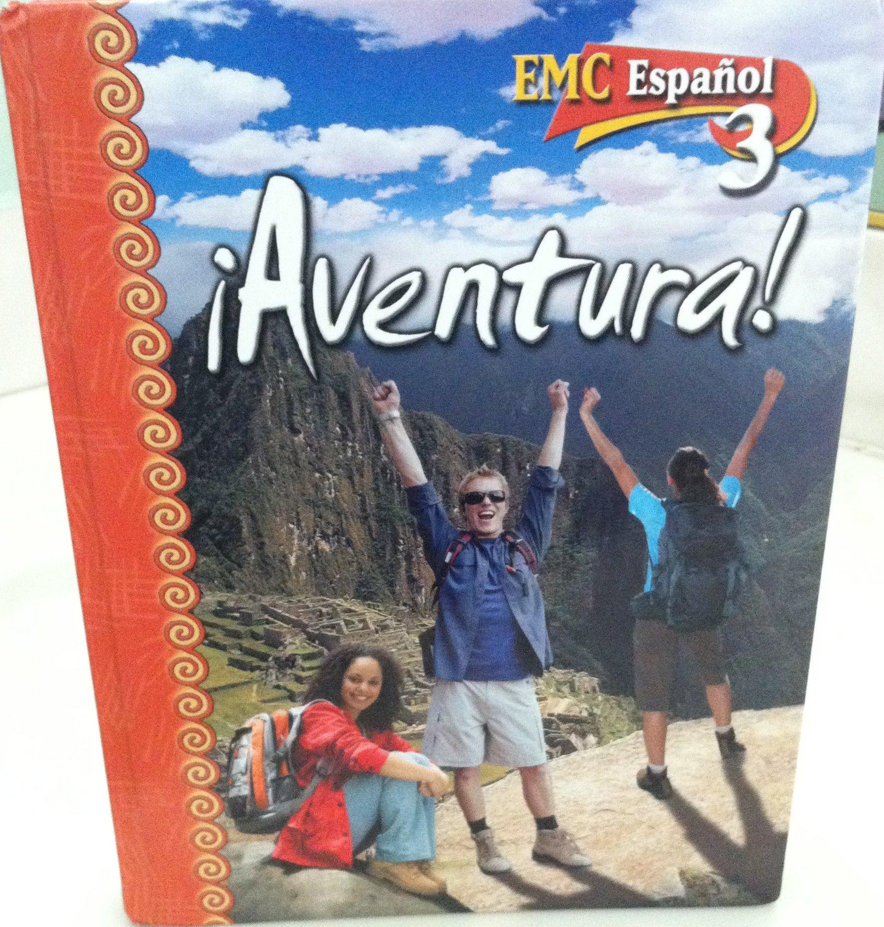 Aventura: Level 3 (Spanish Edition)