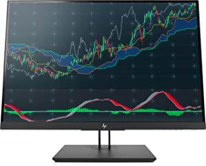 "HP Z24n G2 24"" LED LCD Monitor - 16:10-5 ms GTG, Black"