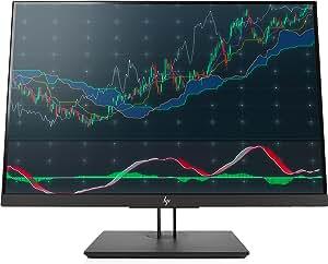 "HP TNC134016 SmartBuy Z24n G2 24"" Display - 16:10-5 ms - 1920 x 1200-1000:1 - WUXGA - 300 Nit - Anti-Glare"