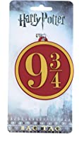 Harry Potter Hogwarts Express 9 3/4 Heavy PVC Luggage Bag Tag by Harry Potter