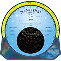 Planisferio celeste. Dos caras. Reversible. Castellano. Editorial Mapiberia