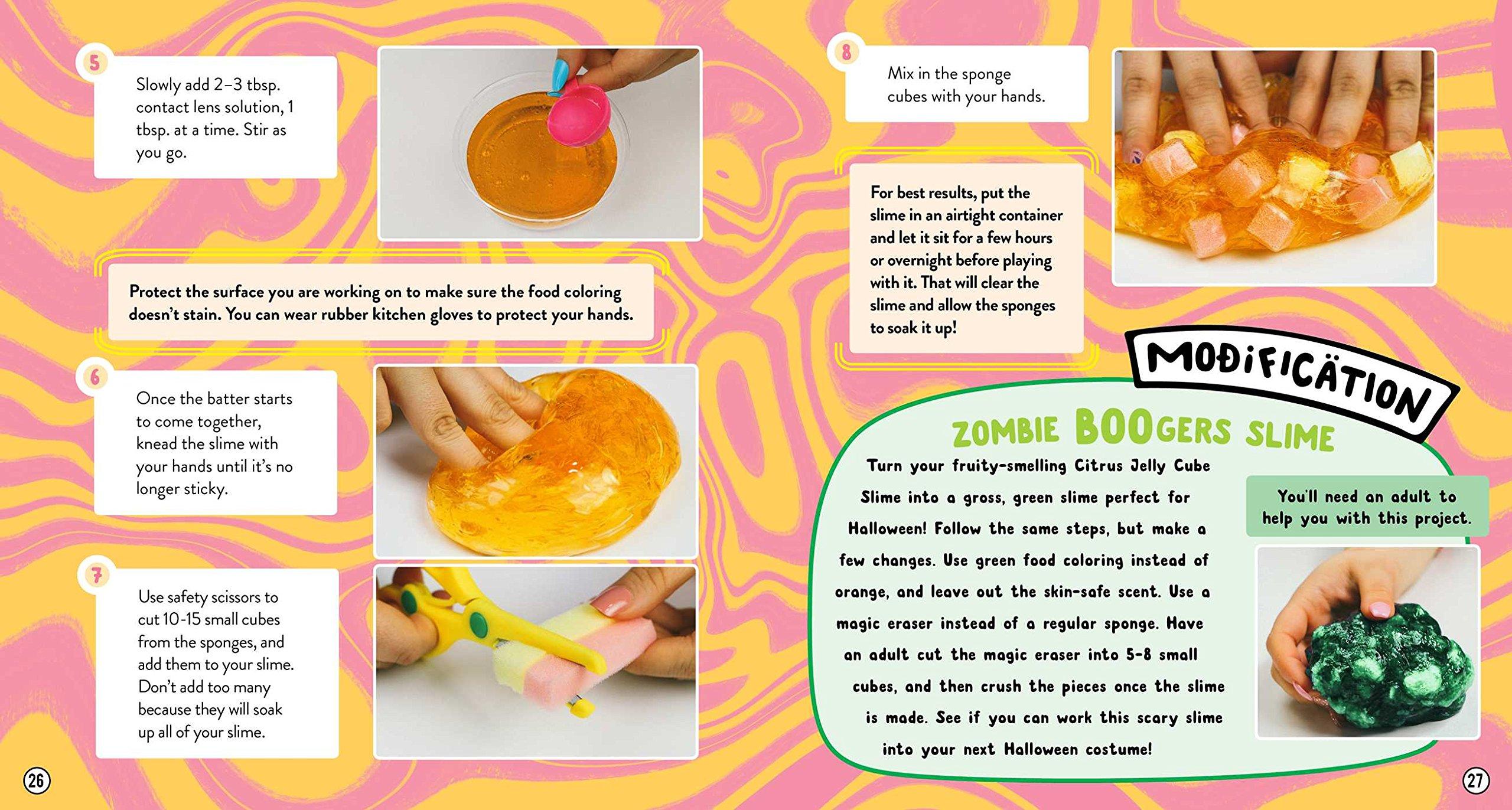 Karina Garcias Next-Level DIY Slime: Amazon.es: Garcia, Karina: Libros en idiomas extranjeros