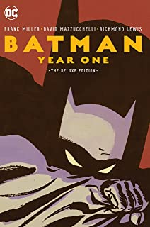 Batman Year One Comic Pdf