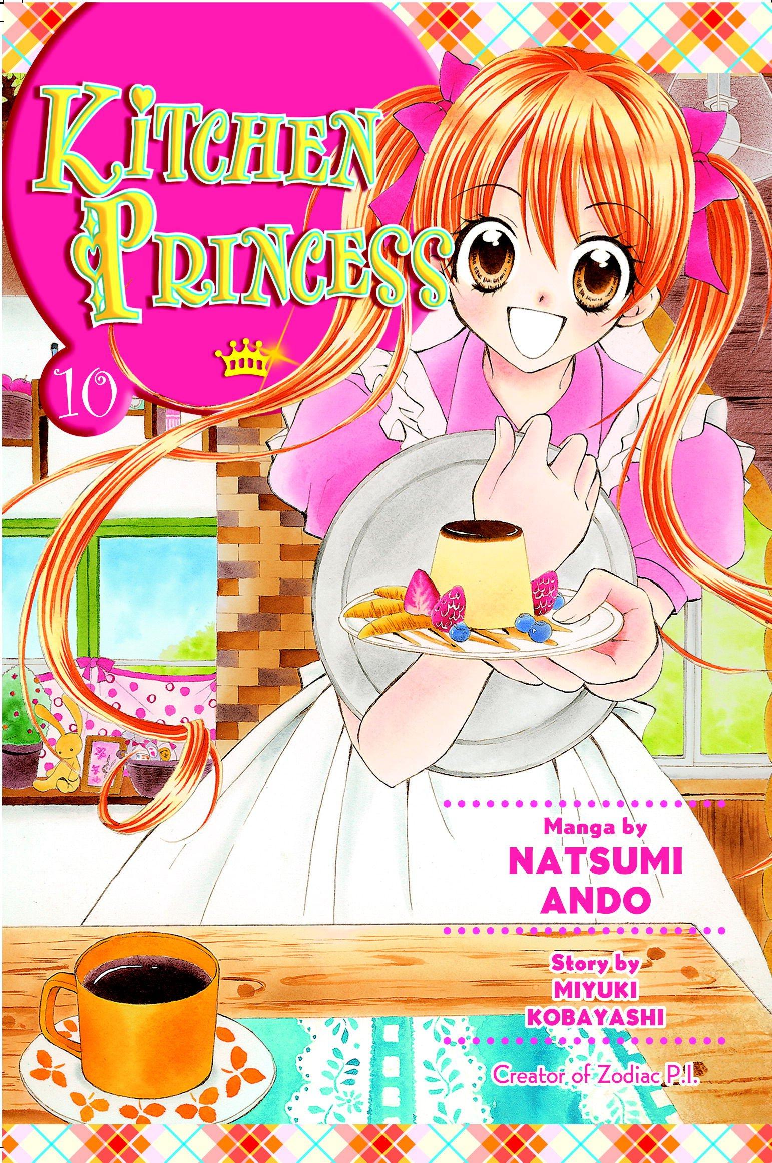 Download Kitchen Princess 10 pdf