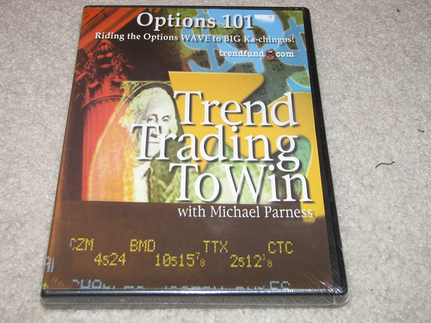 amazon com trend trading to win by michael parness options 101 amazon com trend trading to win by michael parness options 101 toys games