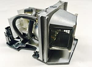 310-7578 / 2400MP LAMP / GF538 Replacement Lamp with Housing for Dell Projectors