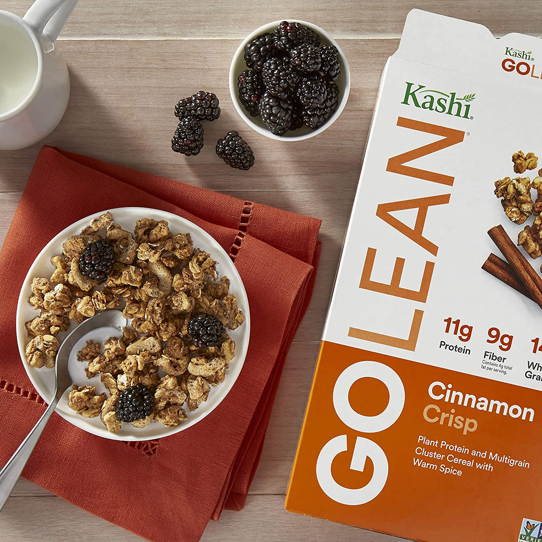 Kashi GOLEAN GOLEAN Crunch Cereal - Cinnamon Crisp - 14 oz