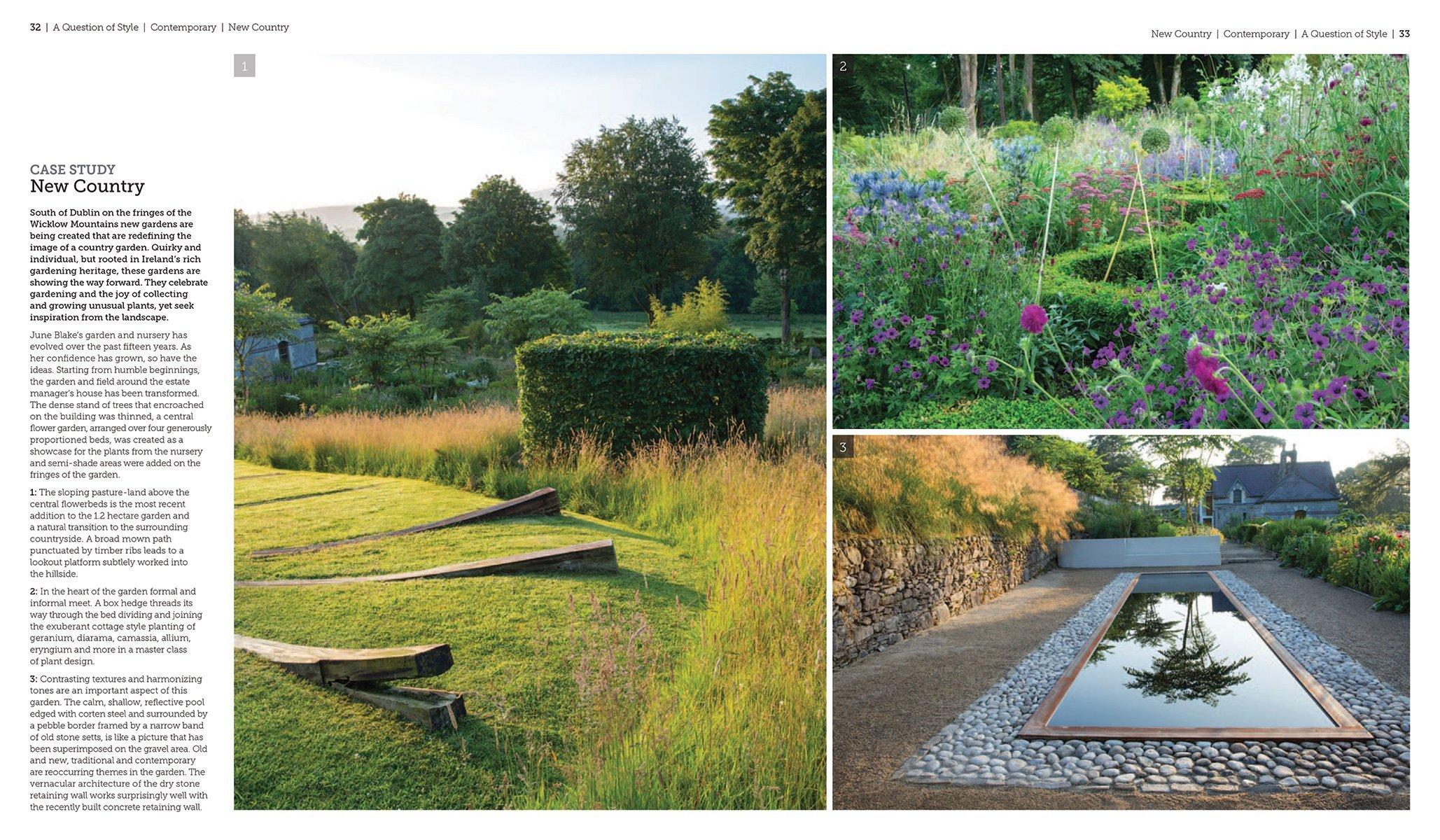 garden design a book of ideas heidi howcroft marianne majerus