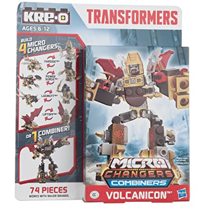 KRE-O Transformers Movie Leocon Toy: Toys & Games