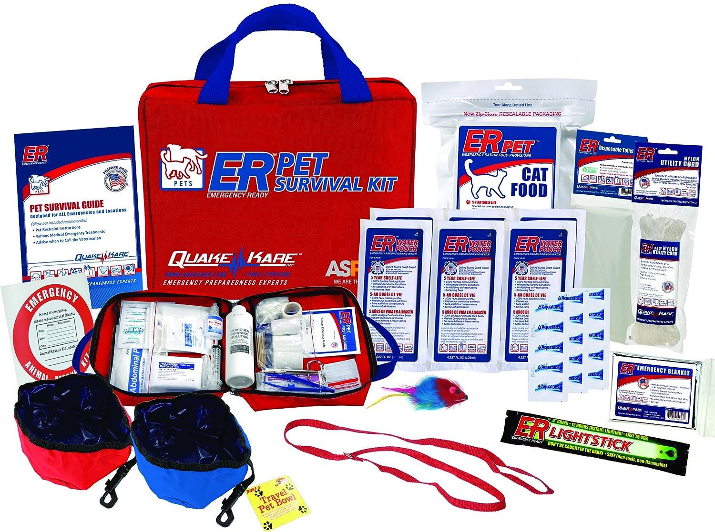 ER Emergency Ready Deluxe Survival Kit
