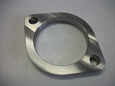 "FID-Turbo 3"" 2 Bolt Exhaust Flange - stainless steel"