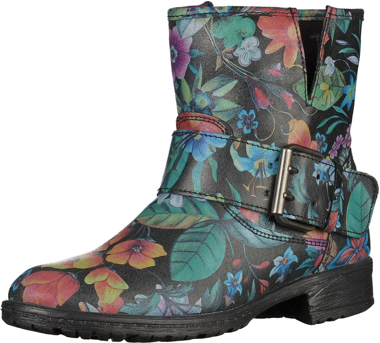 Tamaris Botines Azul/Verde / Rojo EU 38: Amazon.es: Zapatos y complementos