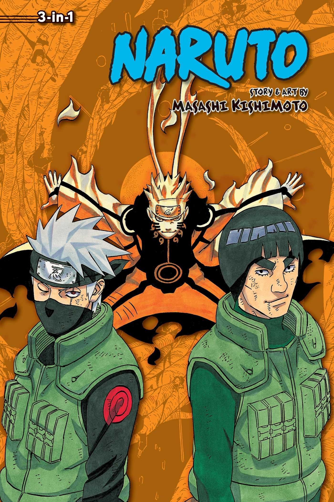 Naruto (3-in-1 Edition), Vol. 21: Amazon.es: Masashi ...