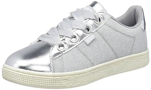 bass3d 41428, Zapatillas para Mujer, Plateado (Silver), 41 EU