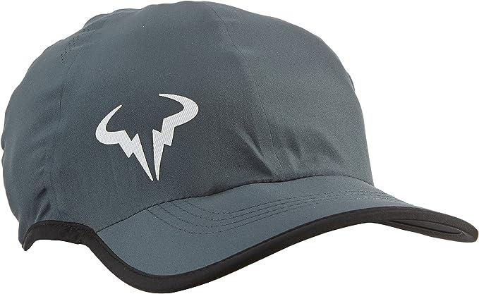 Nike Rafa 2.0 - Gorra para Hombre, diseño de Toro Gris Dark Magnet ...