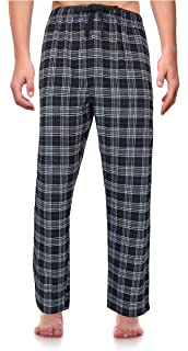 Casual Trends Classical Sleepwear Men s 100% Cotton Flannel Pajama Pants b813c749f